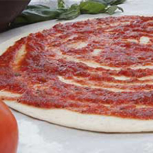 Traditionally made light Pizza bases