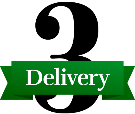 Have your tasty Pizza Library meal delivered to you!  Order online.