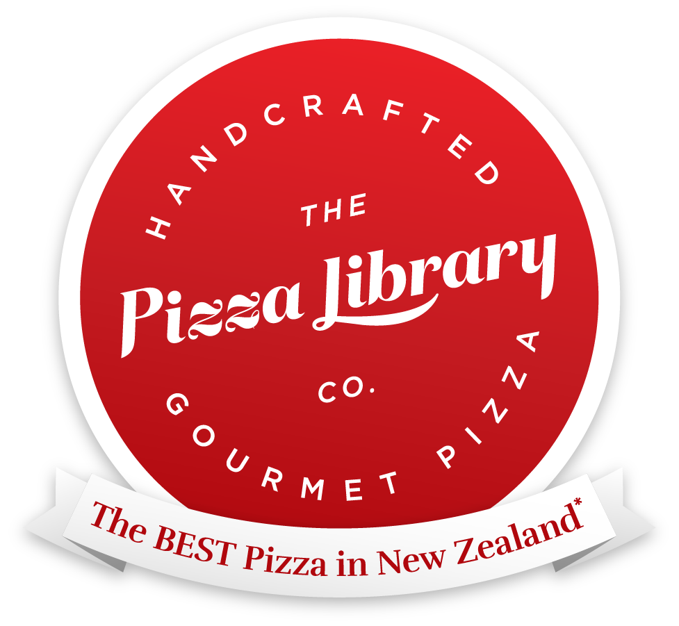 The Pizza Library - delicious pizza at Munt Maunganui & Papamoa