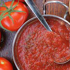 Tasty authentic Italian Pizza sauce